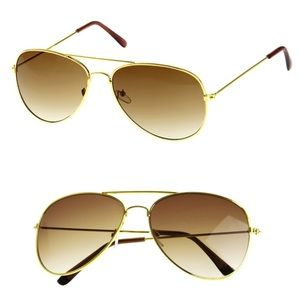 Other - Champagne Sunglasses